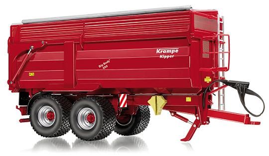 Krampe Big Body 650 Premium - WIKING