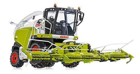 Claas Jaguar 860 met Orbis en Pick-Up - WIKING