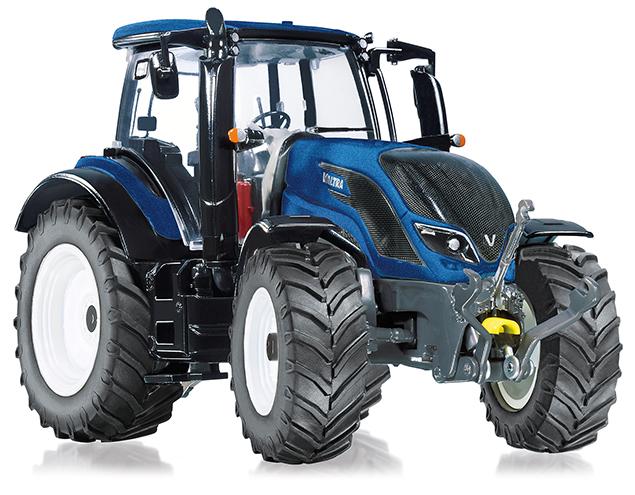 Valtra T214 Blauw - WIKING