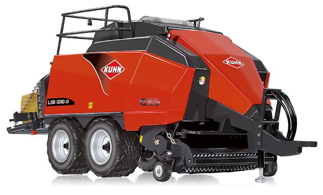 Kuhn LSB 1290 iD Grootpakpers - WIKING