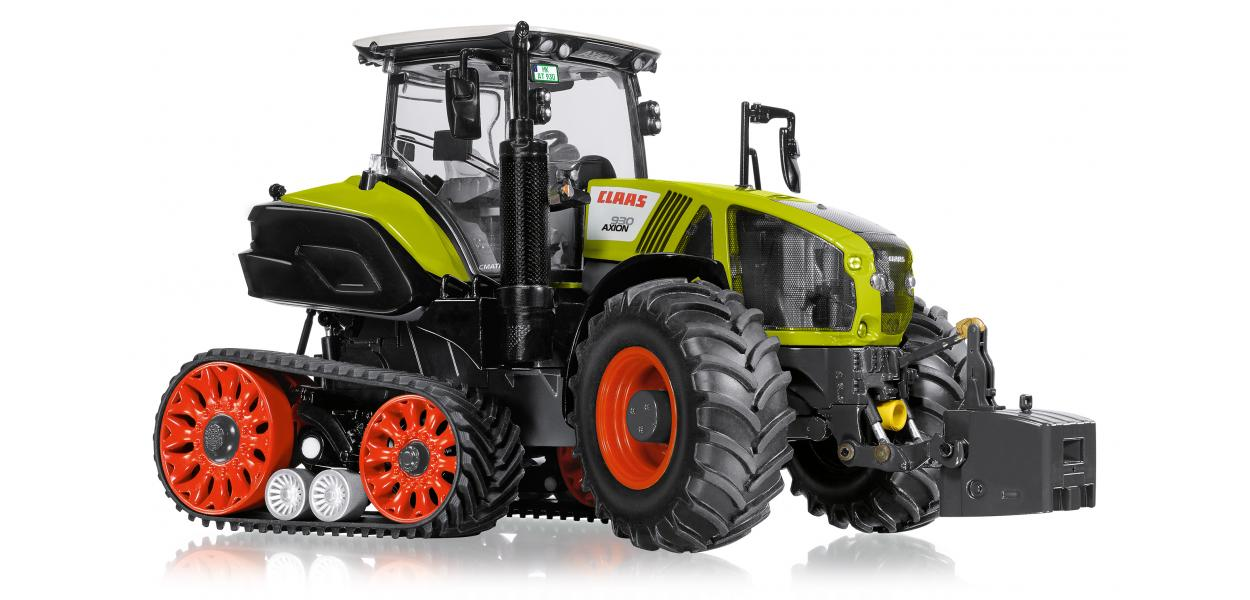 Claas Axion 930 TT - WIKING