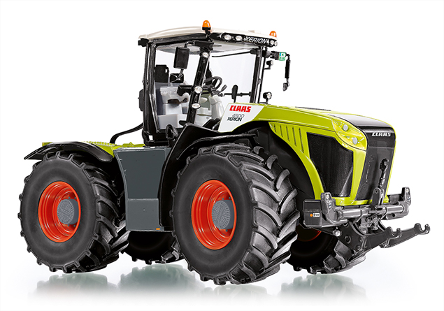Claas Xerion 4500 - WIKING