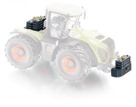 Gewichtset Claas Xerion 4500 - WIKING