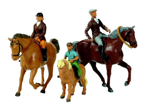 Horses and Riders